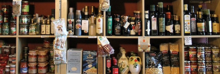 Our deli offers a full range of ingredients suitable for any Italian recipe and many more.
